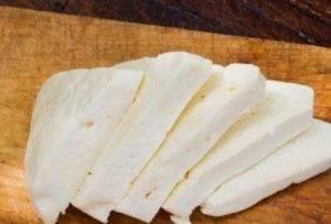 Адыгейский сыр на решетке - 0