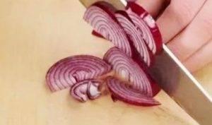 Салат из капусты со сливочной заправкой - 0