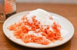 Морковные конфетки - 0