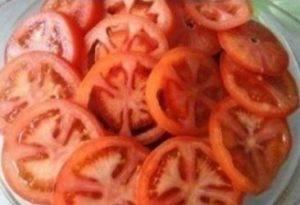 Рыба, запечённая с помидорами и сыром - 2