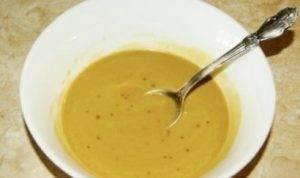 Скумбрия в горчичном соусе - 1