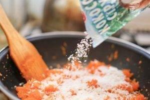 Морковные конфетки - 1