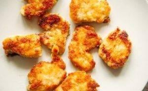 Бургеры с курицей и сметанным соусом - 1