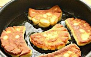 Сладкие булочки на сковороде - 3