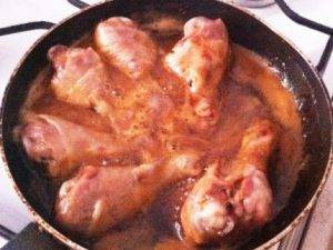 Курица по-корейски - 2