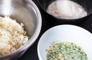 Рисовые оладьи - 1