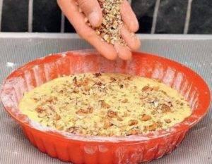 Кавказский ореховый пирог - 3