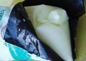 Творог из замороженного кефира - 0
