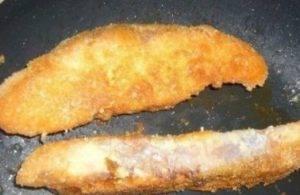 Семга в картофельной панировке - 2