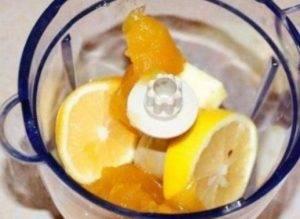 Имбирный напиток от простуды - 1