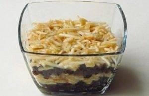 Фруктовый салат с черносливом - 1