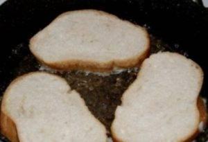 Гренки с картофелем - 2