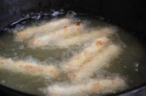 Хрустящие сырные палочки - 2