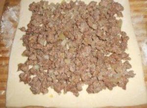 Испанский мясной пирог - 0