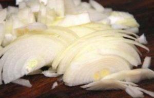 Рагу из куриных сердечек и картофеля - 1