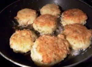Зразы картофельные с курицей - 3