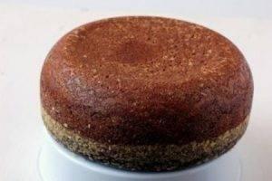 Шоколадный бисквит в мультиварке - 3
