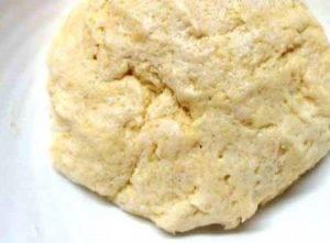 Открытый сырно-луковый пирог в мультиварке - 0