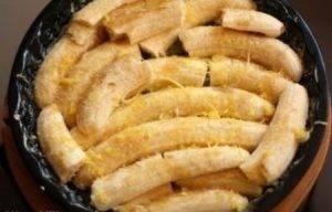 Десерт из запеченных бананов - 0
