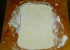 Закусочный слоеный торт - 0
