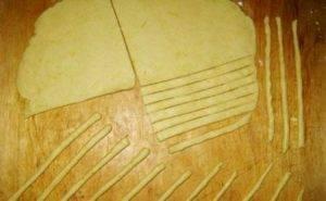 Сырная соломка - 2