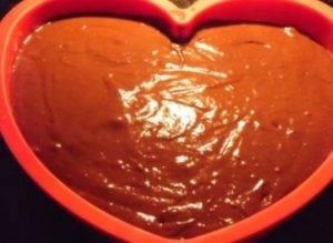 Влажный шоколадный торт-пирожное - 2