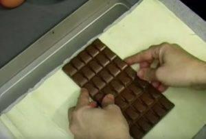 Слоенный пирог с шоколадом - 0