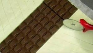 Слоенный пирог с шоколадом - 1