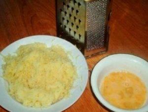 Куриная отбивная в картофельной панировке - 1