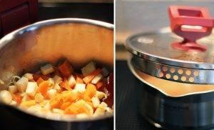 Диетический суп из чечевицы для похудения - 1