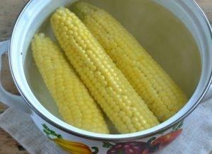 Запеченная кукуруза в мультиварке - 0