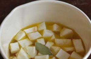 Суп-пюре из сельдерея - 1