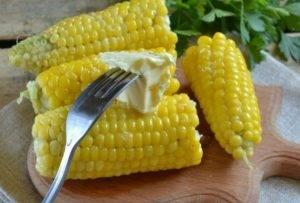 Запеченная кукуруза в мультиварке - 1