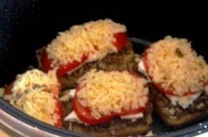 Горячие бутерброды в мультиварке - 2
