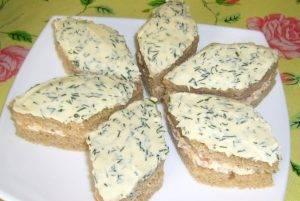 Бутерброды к празднику - 2