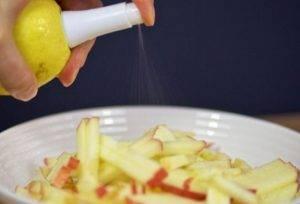 Салат с яблоками - 0