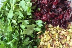 Детокс-салат с кускусом - 1