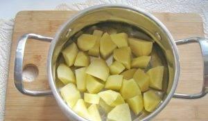 Суп-пюре из кабачков со сливками - 0