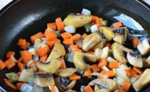 Гречка с грибами по-царски - 1