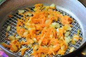 Овощные фрикадельки - 0