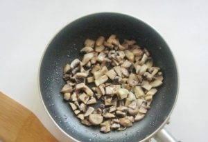 Котлеты из свинины с грибами - 0