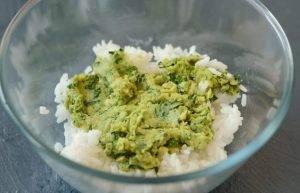 Рис с авокадо - 2