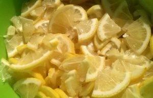 Лимонный джем - 0