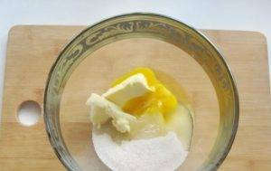 Кексы с консервированными персиками - 0