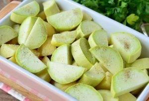 Жаркое в духовке с овощами - 1