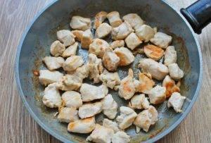 Куриное филе с черносливом - 0