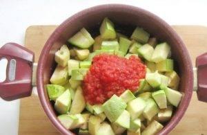 Вегетарианское рагу - 1