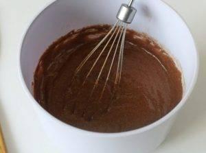 Шоколадный манник на сметане - 0