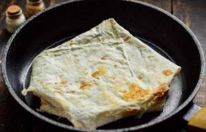 Закуска из лаваша за 5 минут - 2
