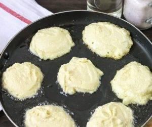 Сырники из топленого творога - 1